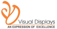 Visual Displays Logo