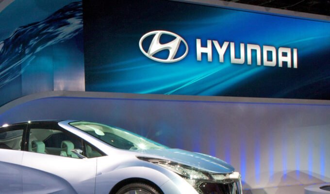 Hyundai Launch Event Fabrication- Visual Displays